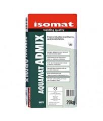 ISOMAT AQUAMAT ADMIX Στεγανωτικό μάζας σκυροδέματος, κρυσταλλικής δράσης